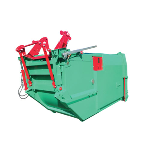 Chain lift Compactor