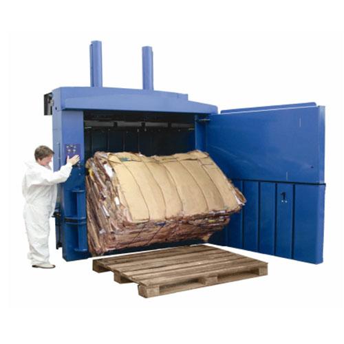 Rampack 600 Baling Machine