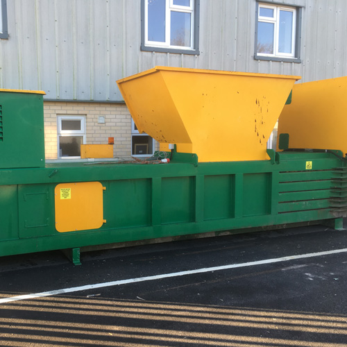 Westexe Recycling Machines