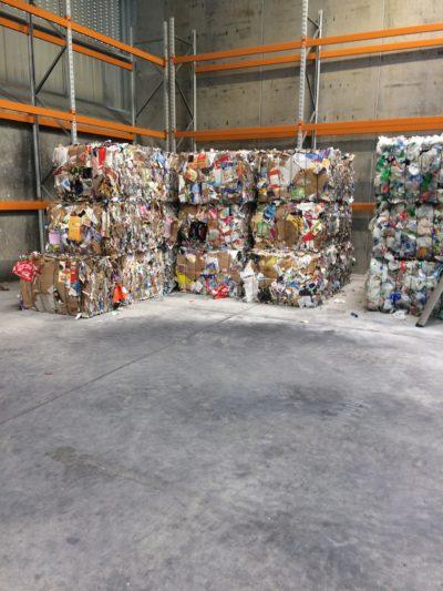 Compressed Waste