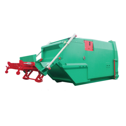 Westexe Waste Compactor Machine