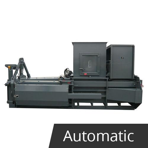 400 H3 Baling Machine