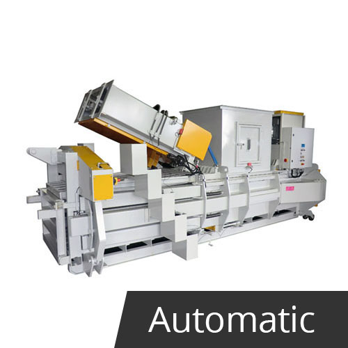 500 V5 Baling Machine