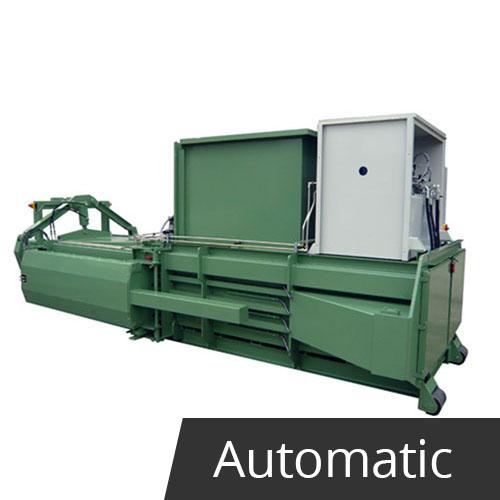 TROJAN 615 H4 Baling Machine